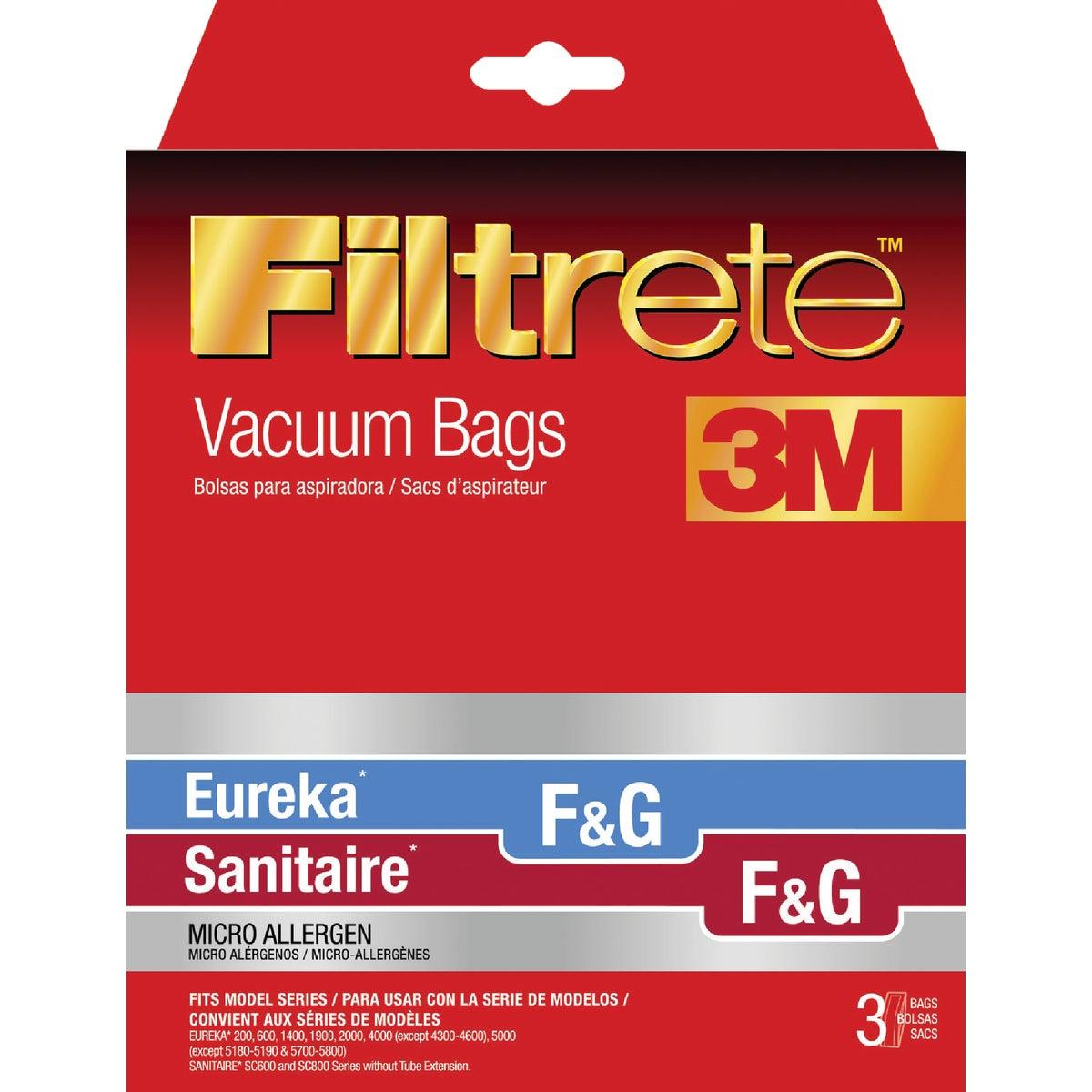 EUREKA F&G VACUUM BAG