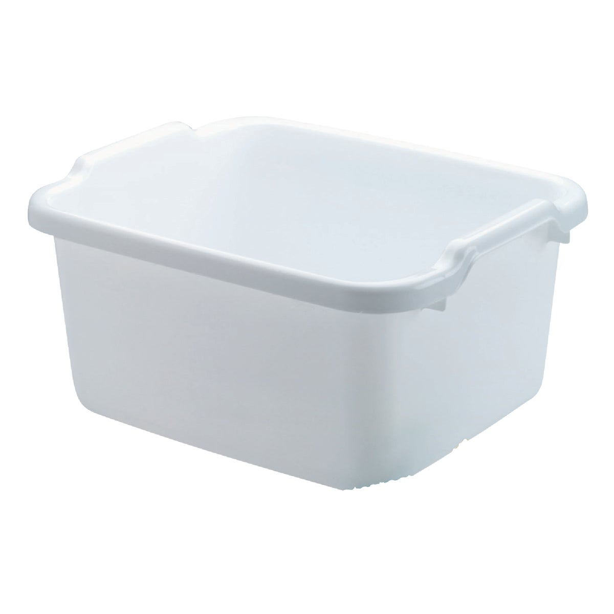 WHITE DISHPAN - 2970-AR-WHT by Rubbermaid Home
