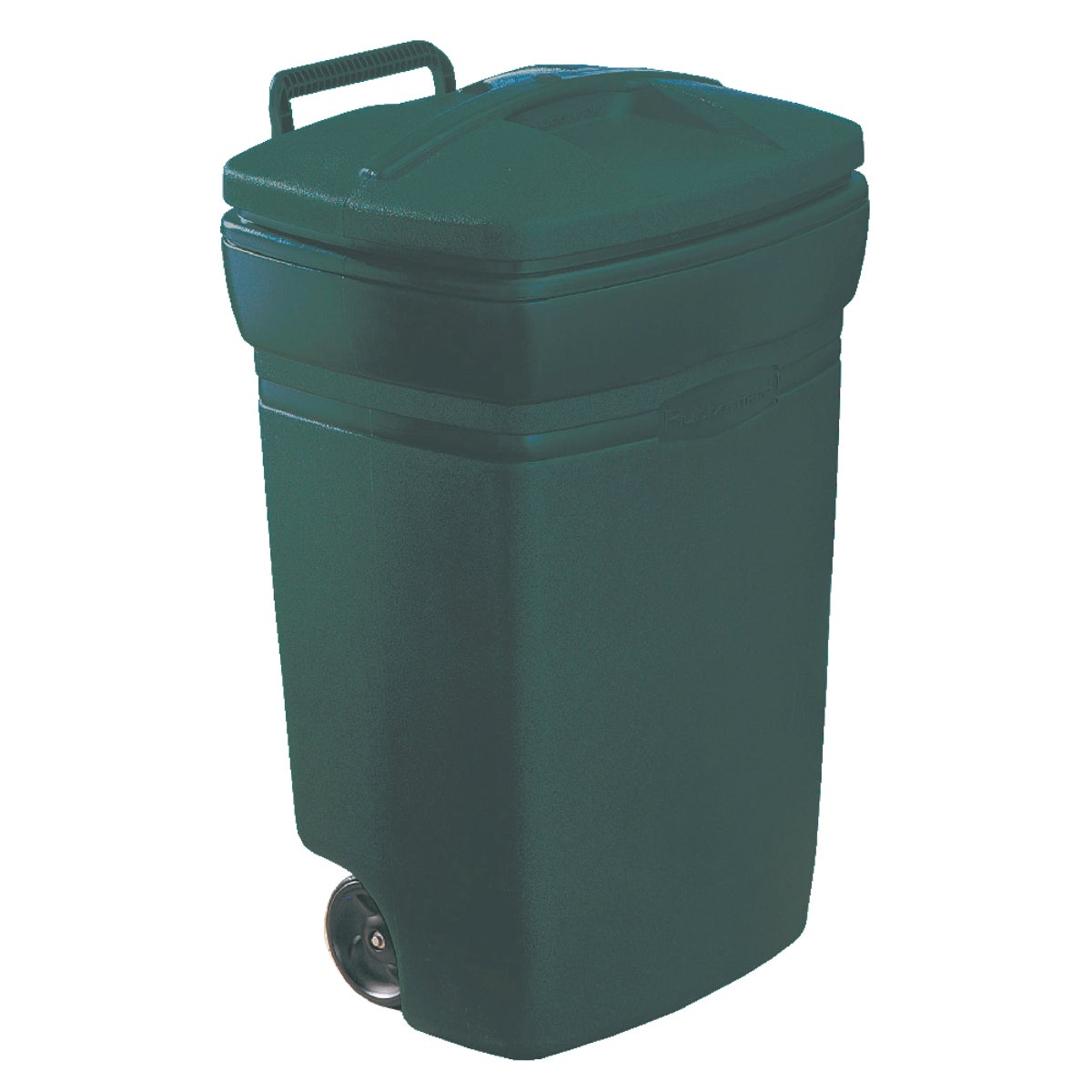 45GAL WHEELED TRASH CAN