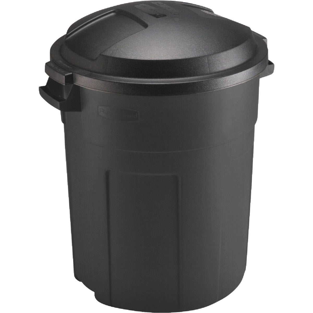 20GAL BLACK TRASH CAN