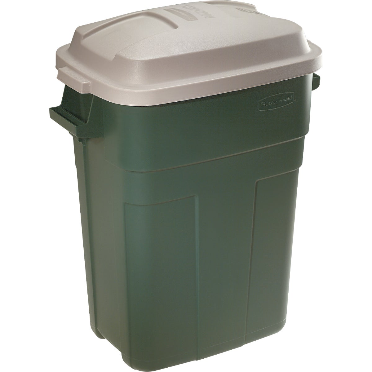 30GL GREEN TRASH CAN - 297900 EGRN by Rubbermaid Home