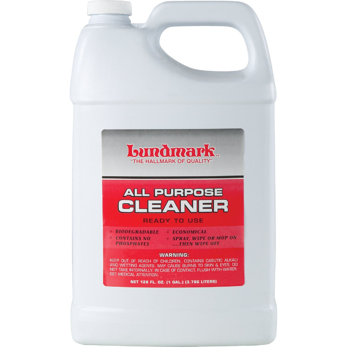 GAL ALL PURPOSE CLEANER - 3450G01-4 by Lundmark Wax Co