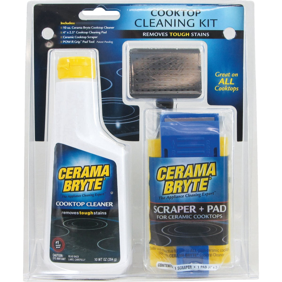 CERAMIC COOKTOP CLNR KIT