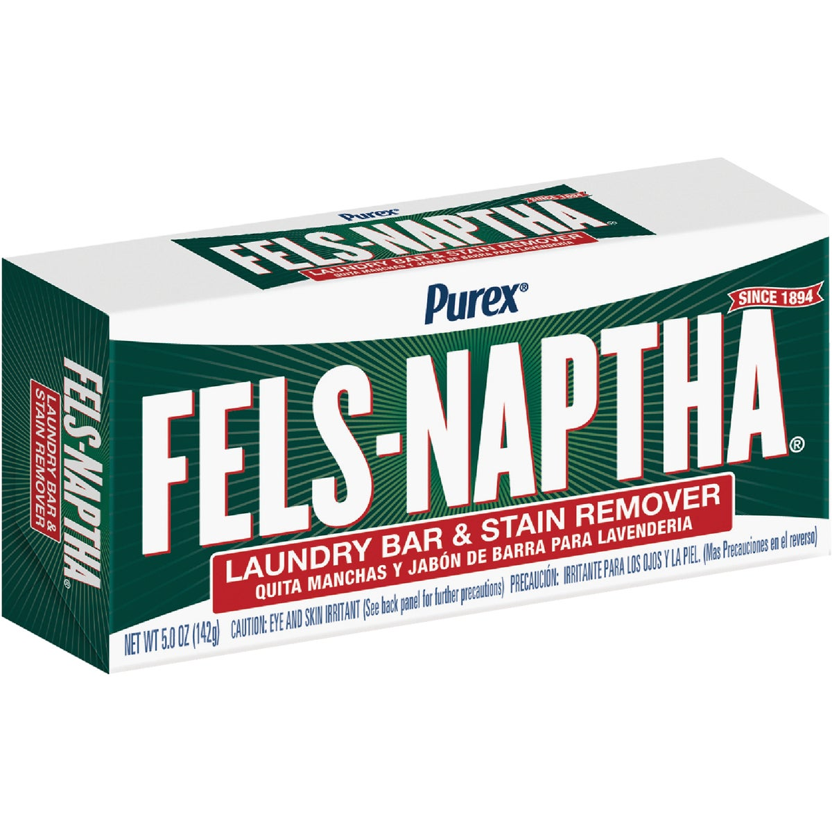 FELS NAPTHA SOAP BAR - 04303 by Lagassesweet  Incom