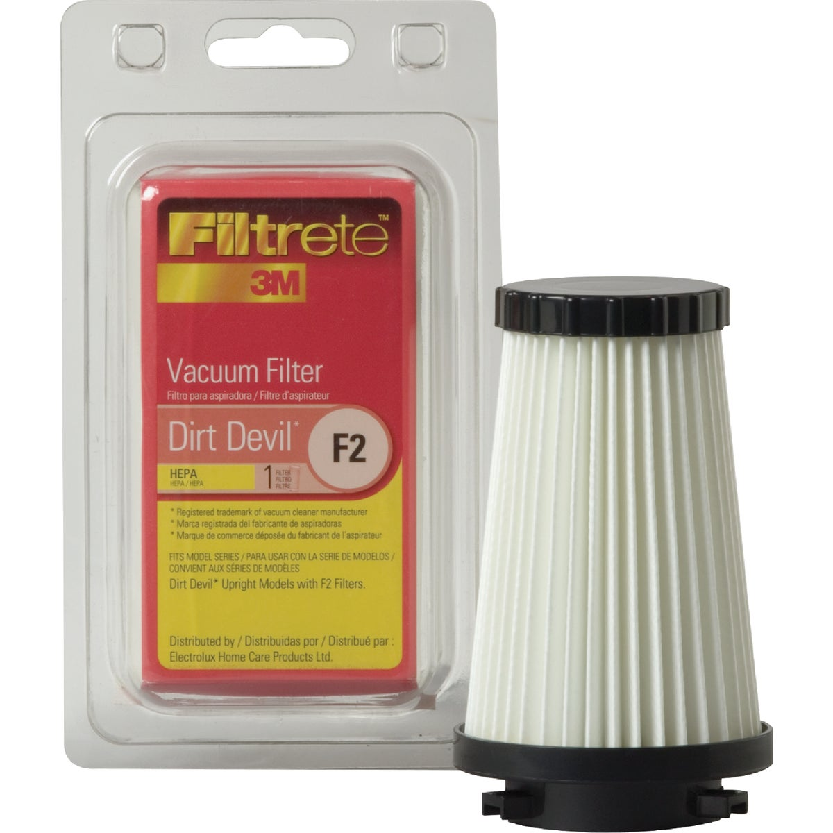 DRT DEVIL F2 HEPA FILTER - 65802A-4 by Electrolux Home Care