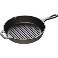 LODGE MFG CO Lodge Logic Cast-Iron Skillet Grill Pan By Lodge Mfg Co at Sears.com
