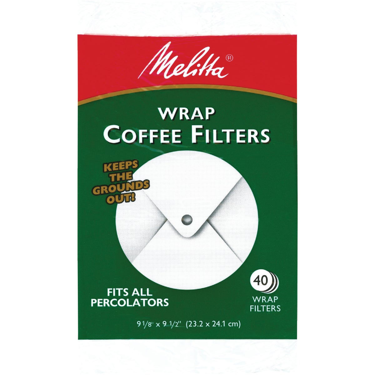 WRAP COFFEE FILTER