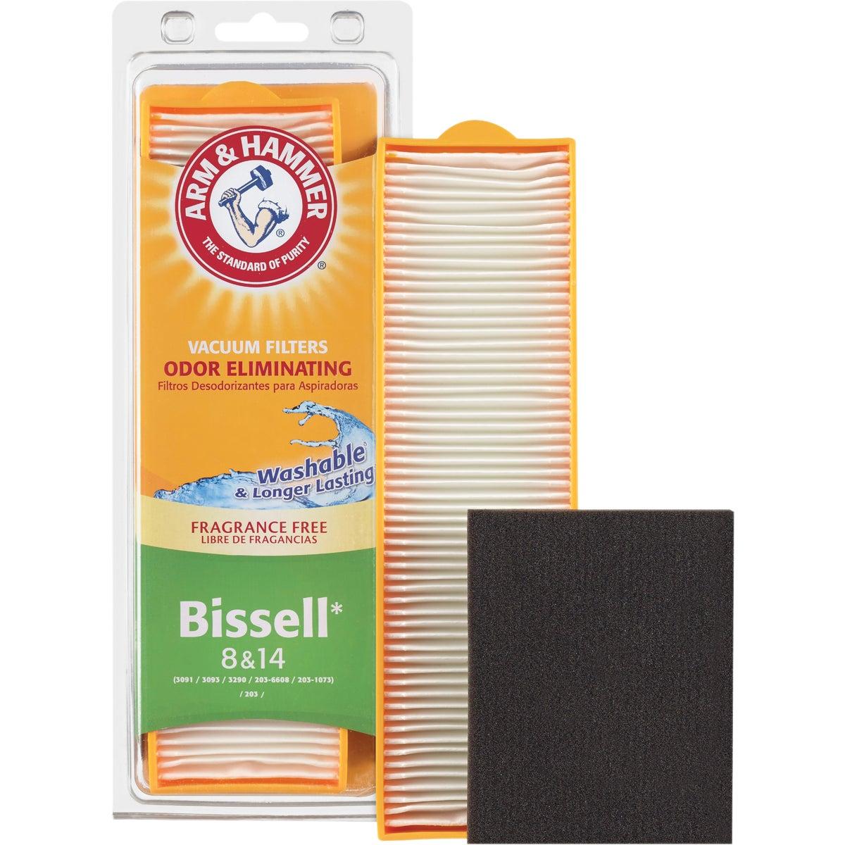 3M Filtrete Bissell 8/14 Vacuum Filter