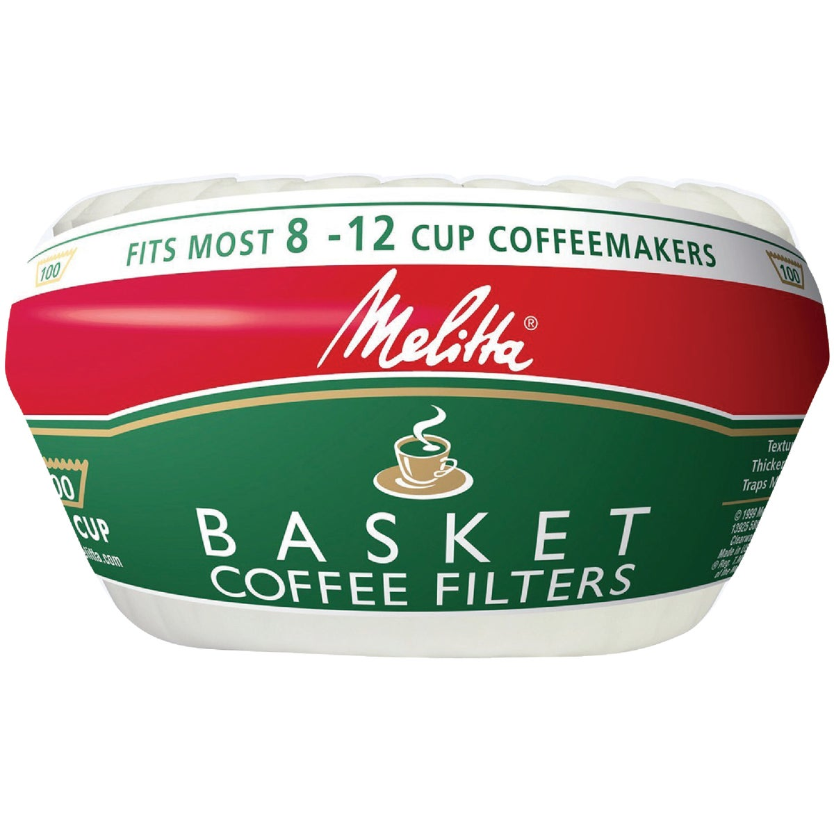 100CT COFFEE FILTER - 629552 by Melitta U S A Inc