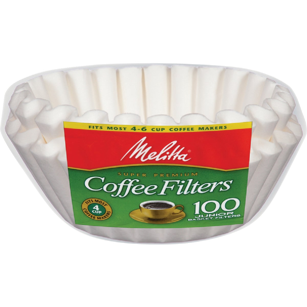 JUNIOR COFFEE FILTER - 62912 by Melitta U S A Inc