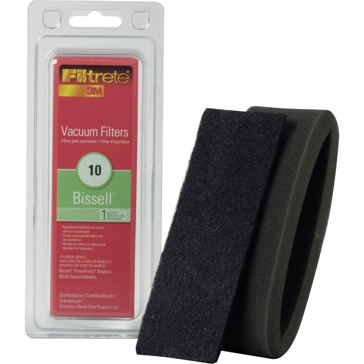 3M Filtrete Bissell 10 Vacuum Filter