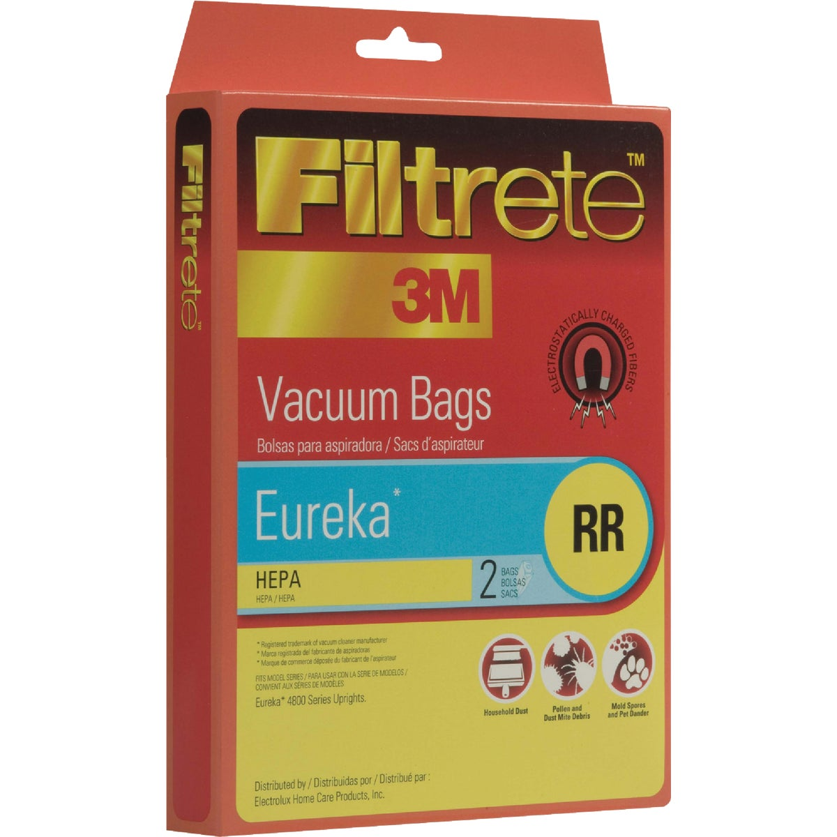 EUREKA RR HEPA VAC BAG - 67705B-6 by Electrolux Home Care