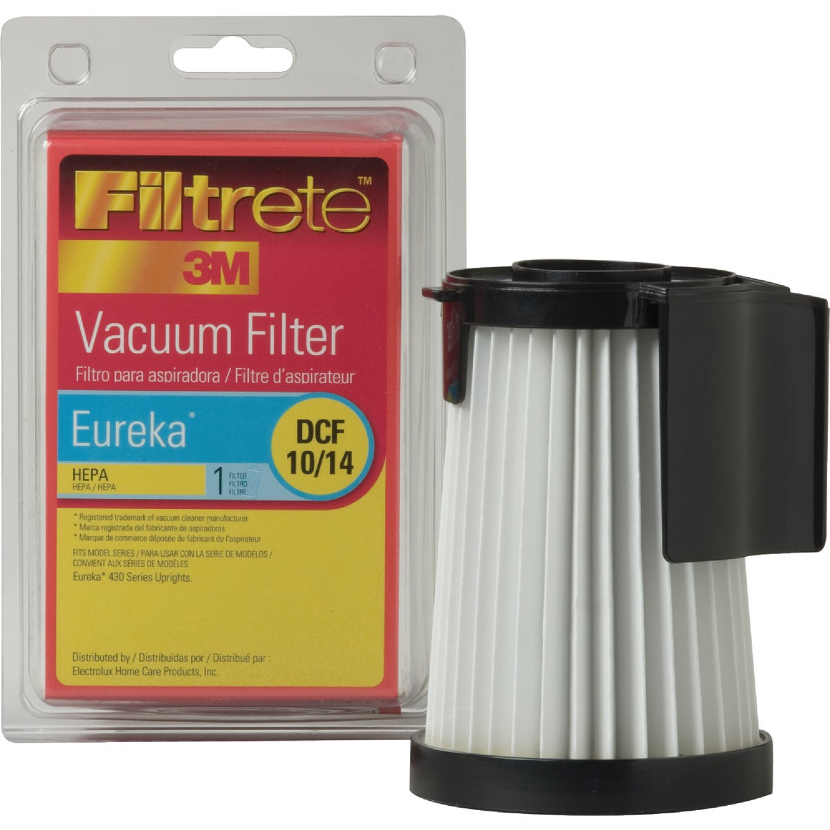 EUREKA HEPA VAC FILTER - 67800A-2 by Electrolux Home Care