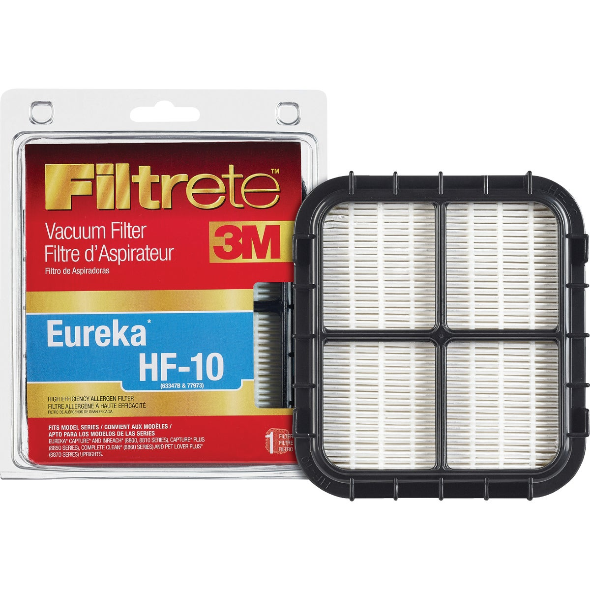 Eureka HF10 Hepa Vacuum Filter, 67810B