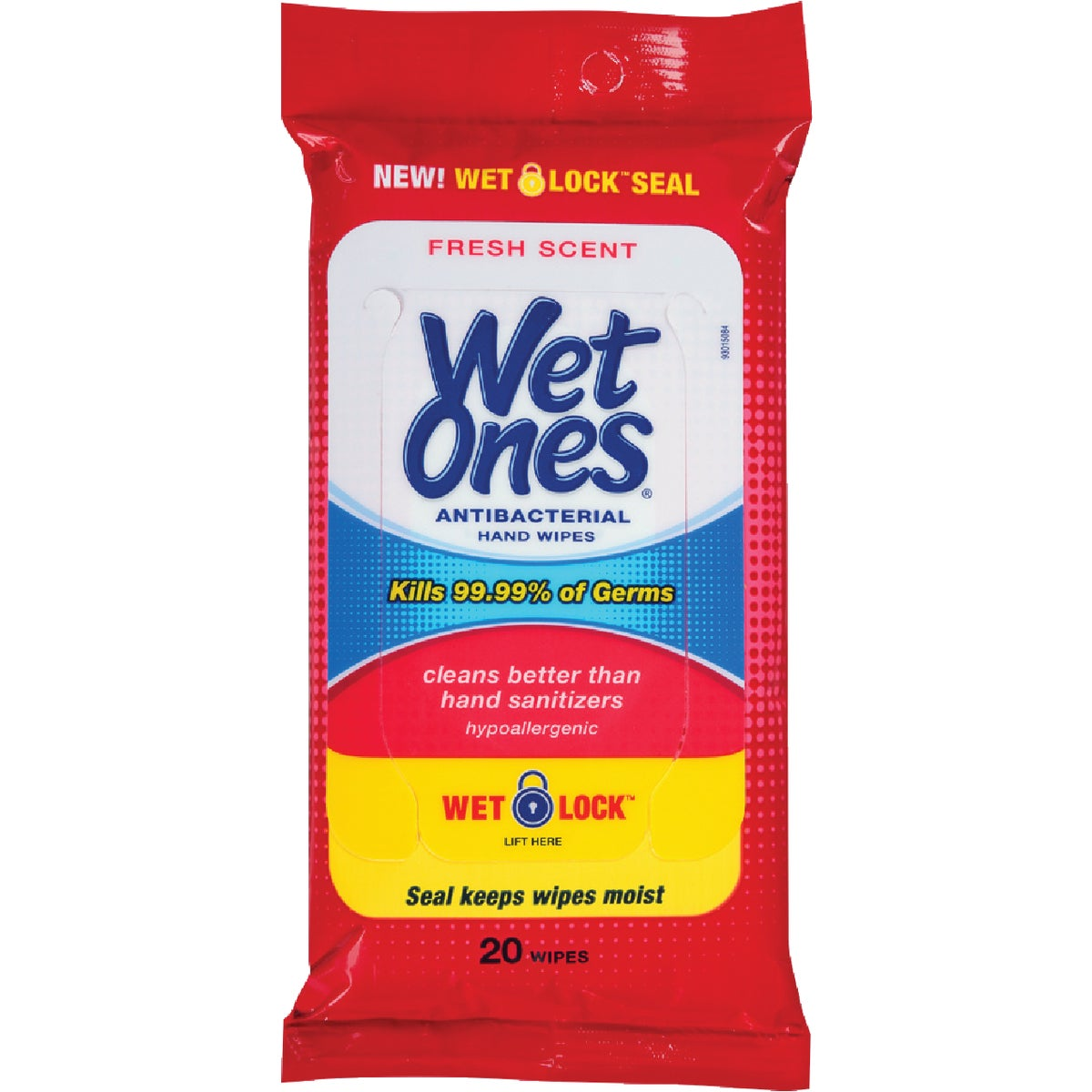 TRAVEL PACK WET ONES - 04702 by Energizer Personal C