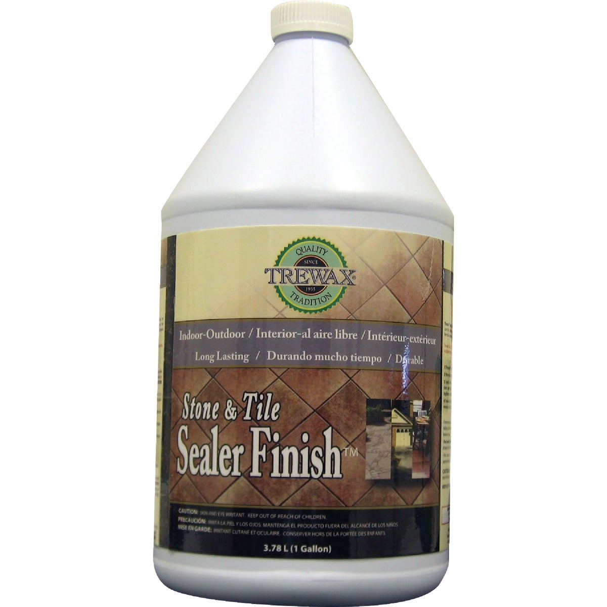 STONE & TILE SEALER - 887171970-4PK by Beaumont Products