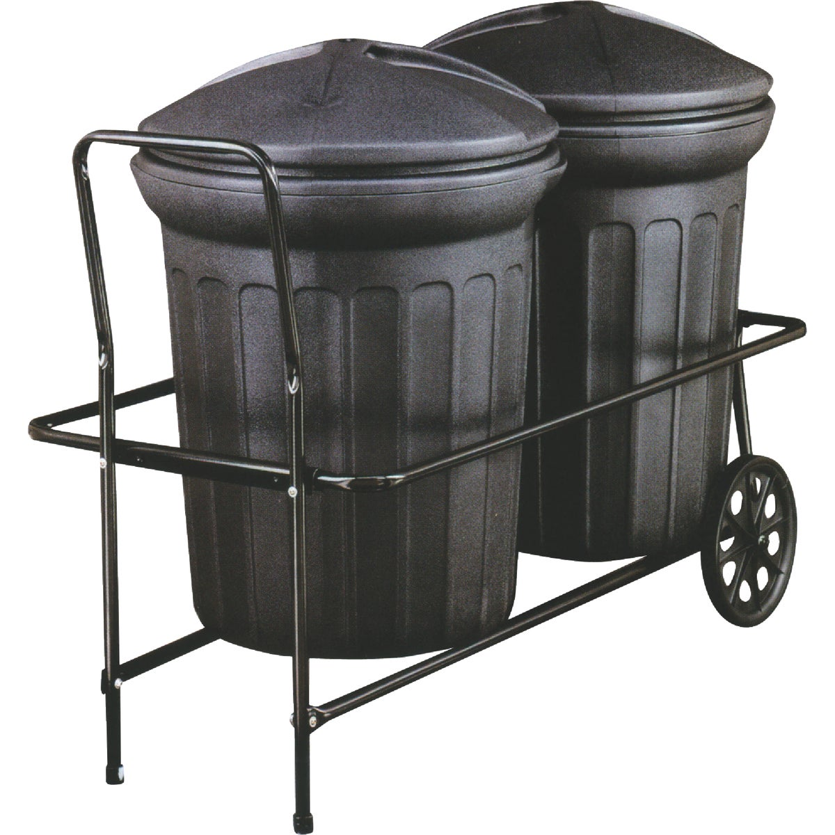 TRASH CAN HAND CART - NTC501 by Behrens Mfg