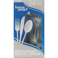 Promotions Unlimited 51PC MIX PLASTIC CUTLERY 148462