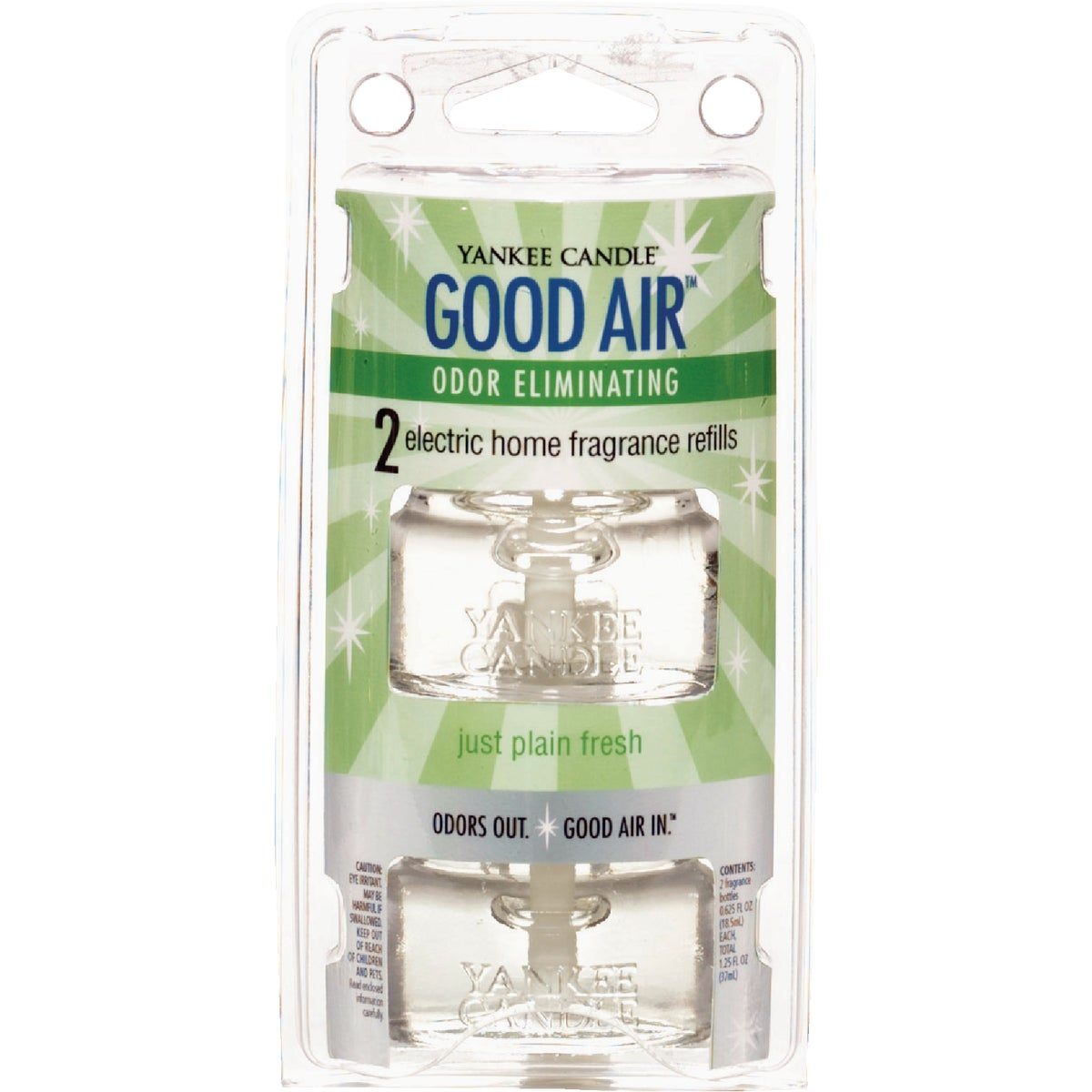 GOOD AIR ELECTRIC REFILL - 1200545 by Yankee Candle Co