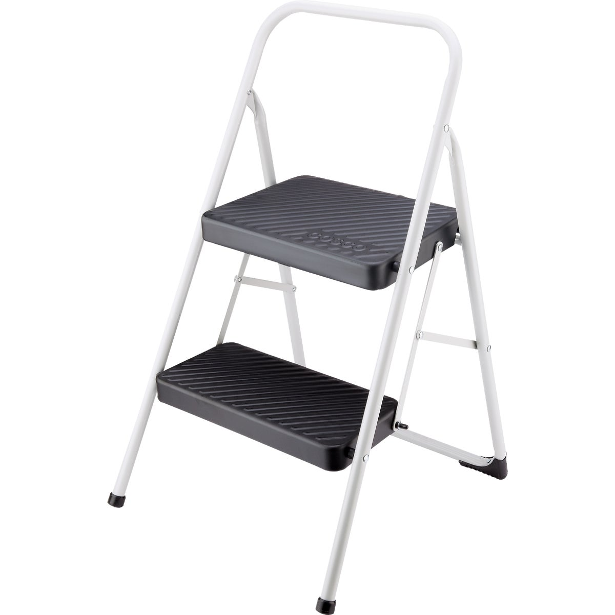 FOLDING STEP STOOL - 11-135CLGG4 by Cosco Import