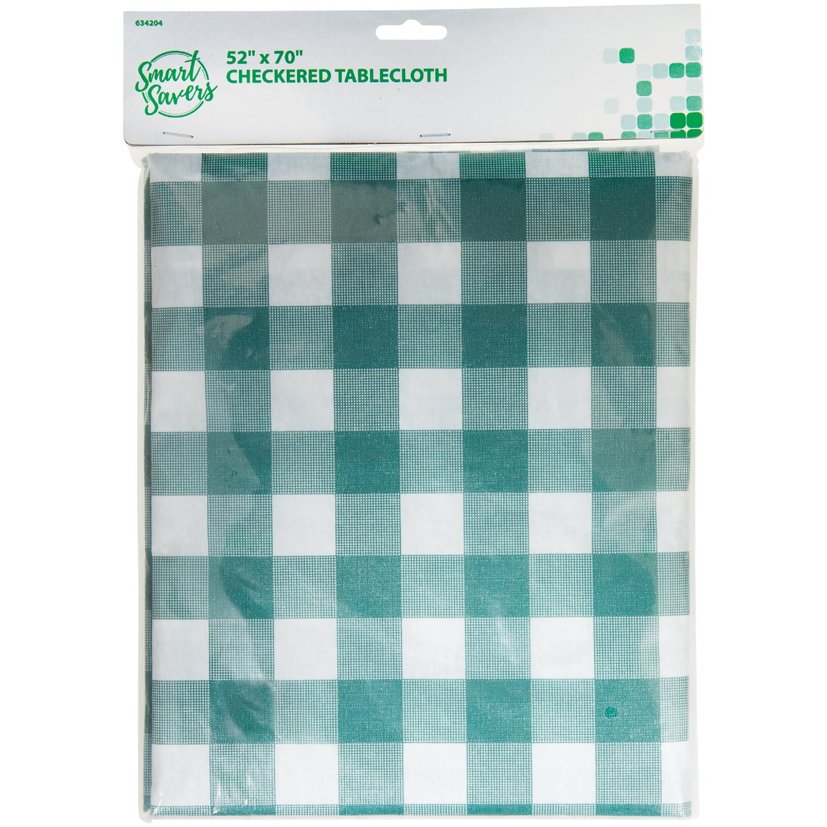 52X70 CHECKER TABLECLOTH - HJ019 by Do it Best