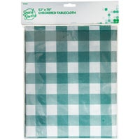 Do it Best Imports 52X70 CHECKER TABLECLOTH HJ019