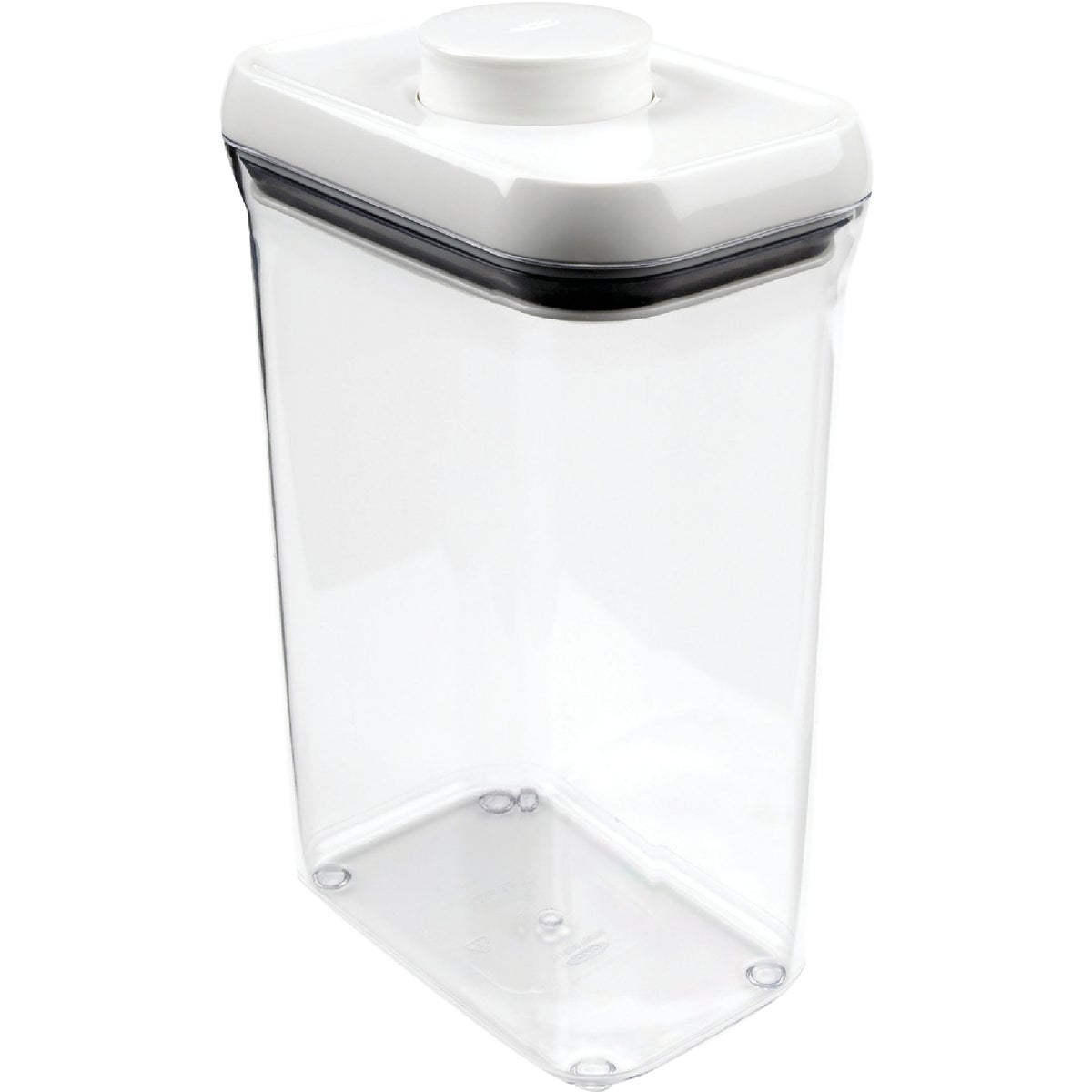 2.5QT RECT POP CONTAINER