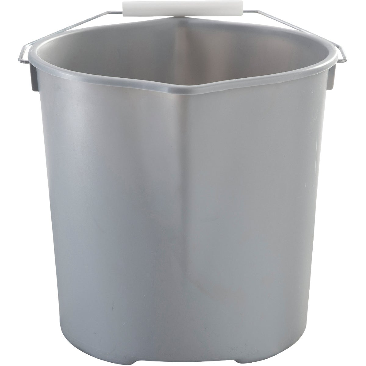 11QT BISQUE BUCKET - 2963TPBISQU by Rubbermaid Home