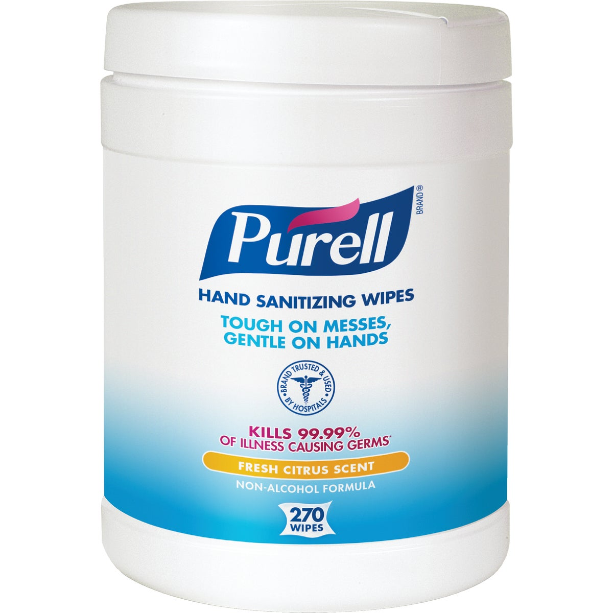 Go-Jo Ind. 175CT PURELL WIPES 9010-06