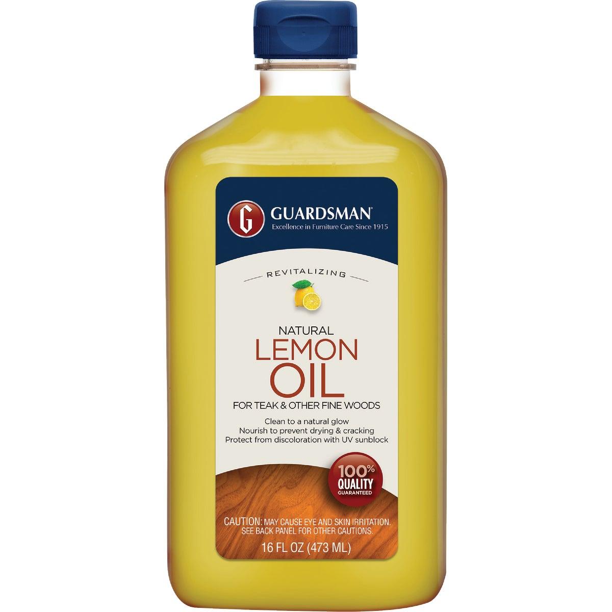 Guardsman Revitalizing Lemon Oil with UV Protection 16 oz 461700
