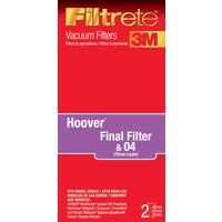 Hoover Final Vacuum Filter, 64802A-4