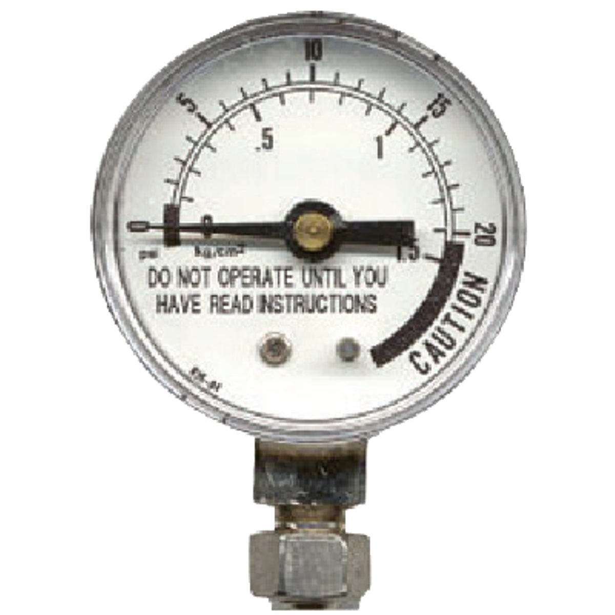 PRESSURE CANNER GAUGE - 85772 by National Presto