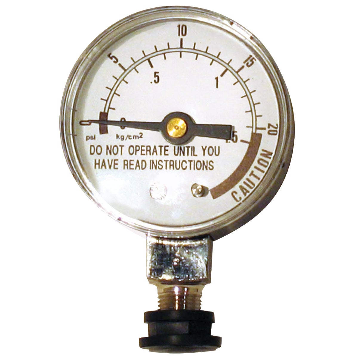 PRESSURE GAUGE - 85729 by National Presto
