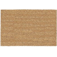 USCOA Intl NATURAL TAN DOORMAT 41561