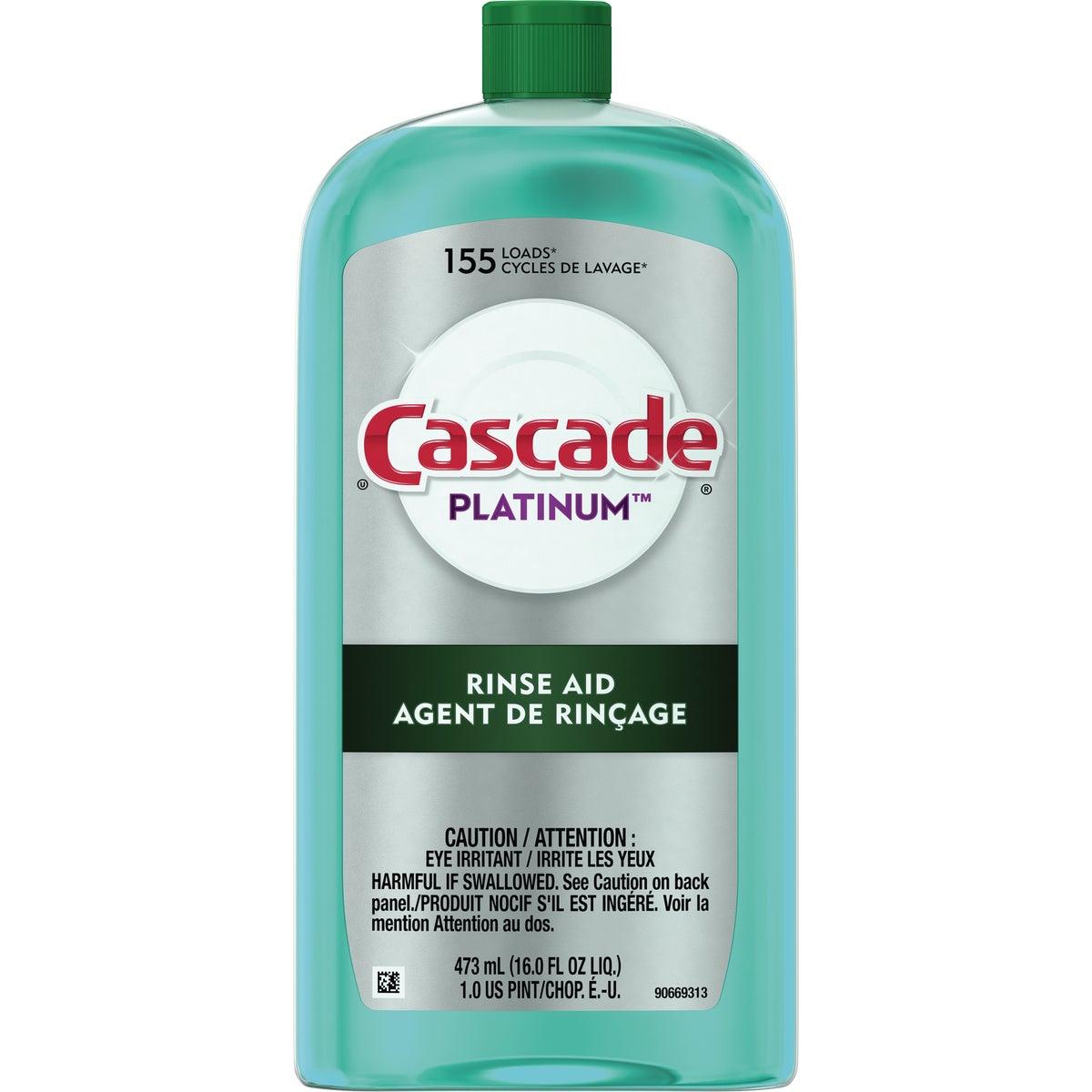 CASCADE CLEAR RINSE