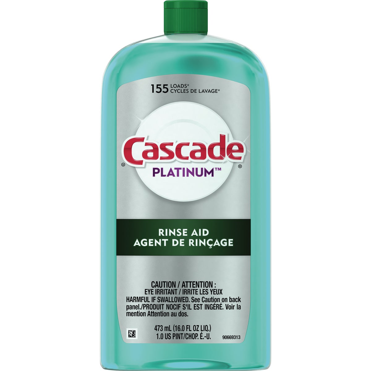Procter & Gamble CASCADE CLEAR RINSE 30001