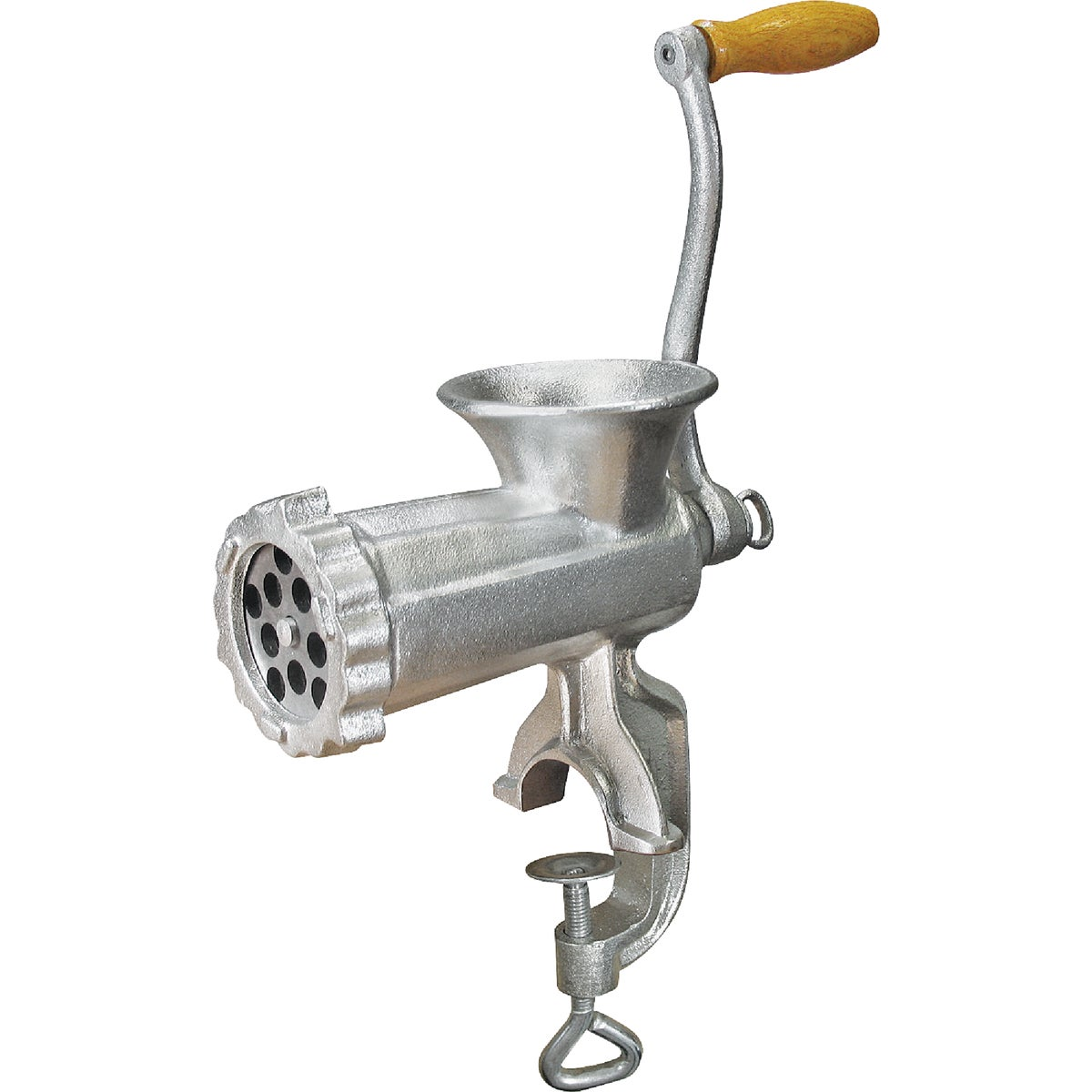 #8 MANUAL MEAT GRINDER - 36-0801-W by Weston Products