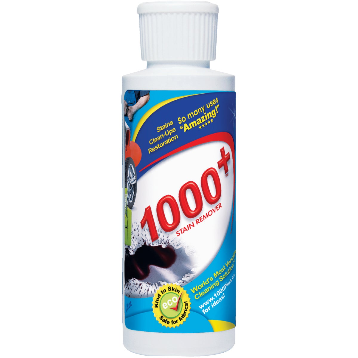 4OZ 1000+ STAIN REMOVER - WC201A by Winning Brands