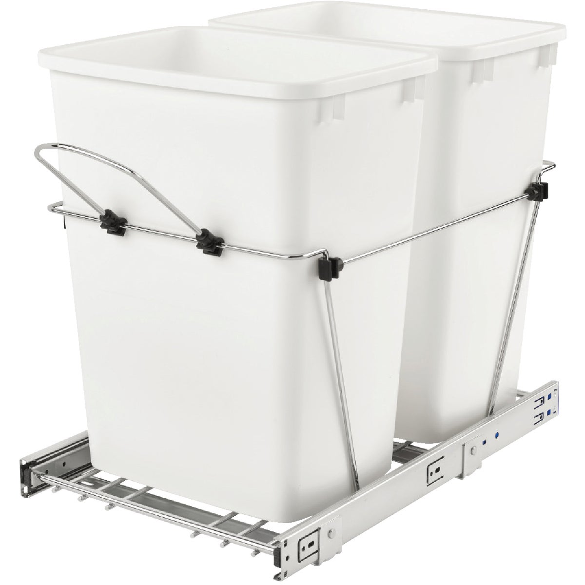 DBL 35 WASTE CONTAINER - RV-18PBC-17-5 by Rev A Shelf