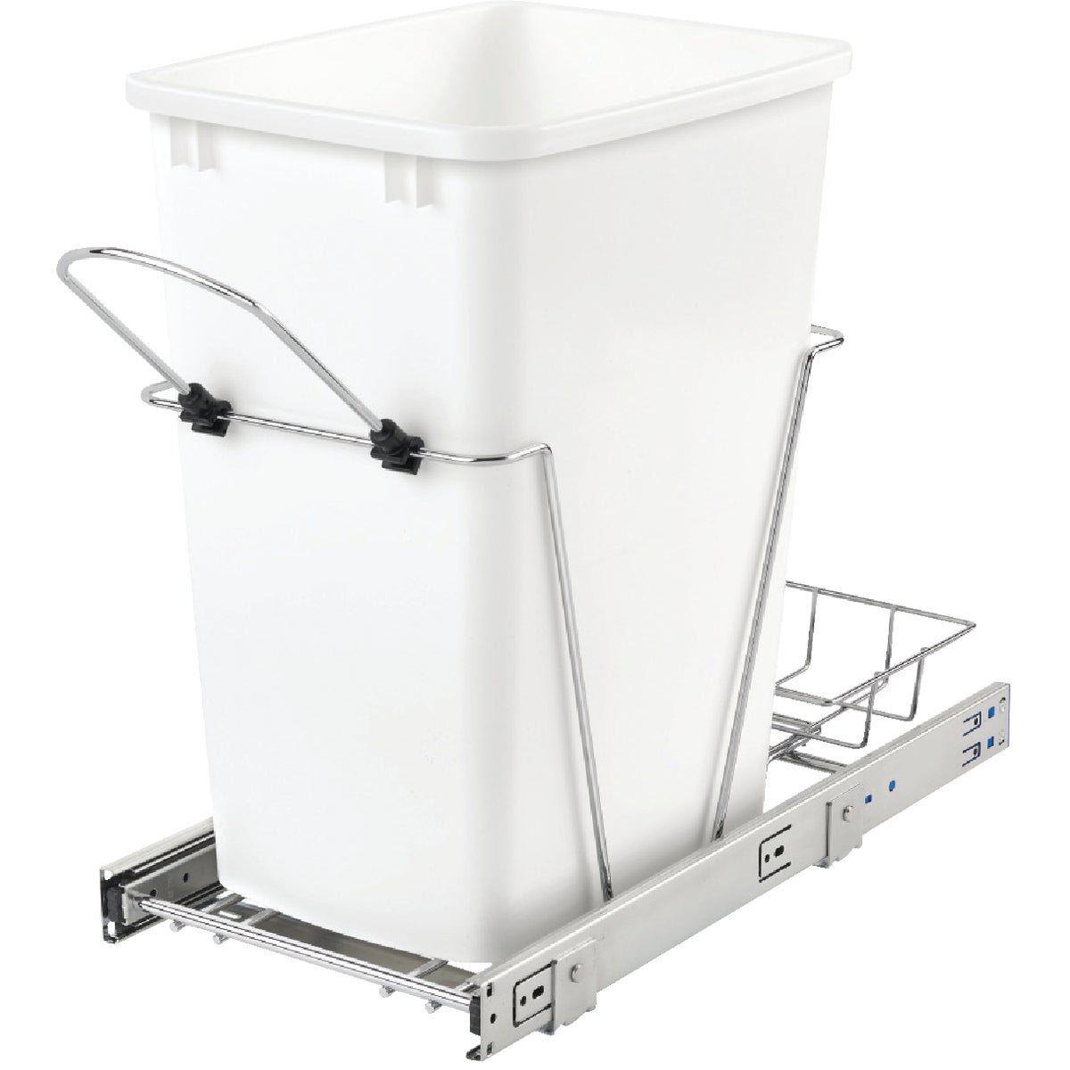 35QT WASTE CONTAINER - RV-12PBC-17RB-5 by Rev A Shelf