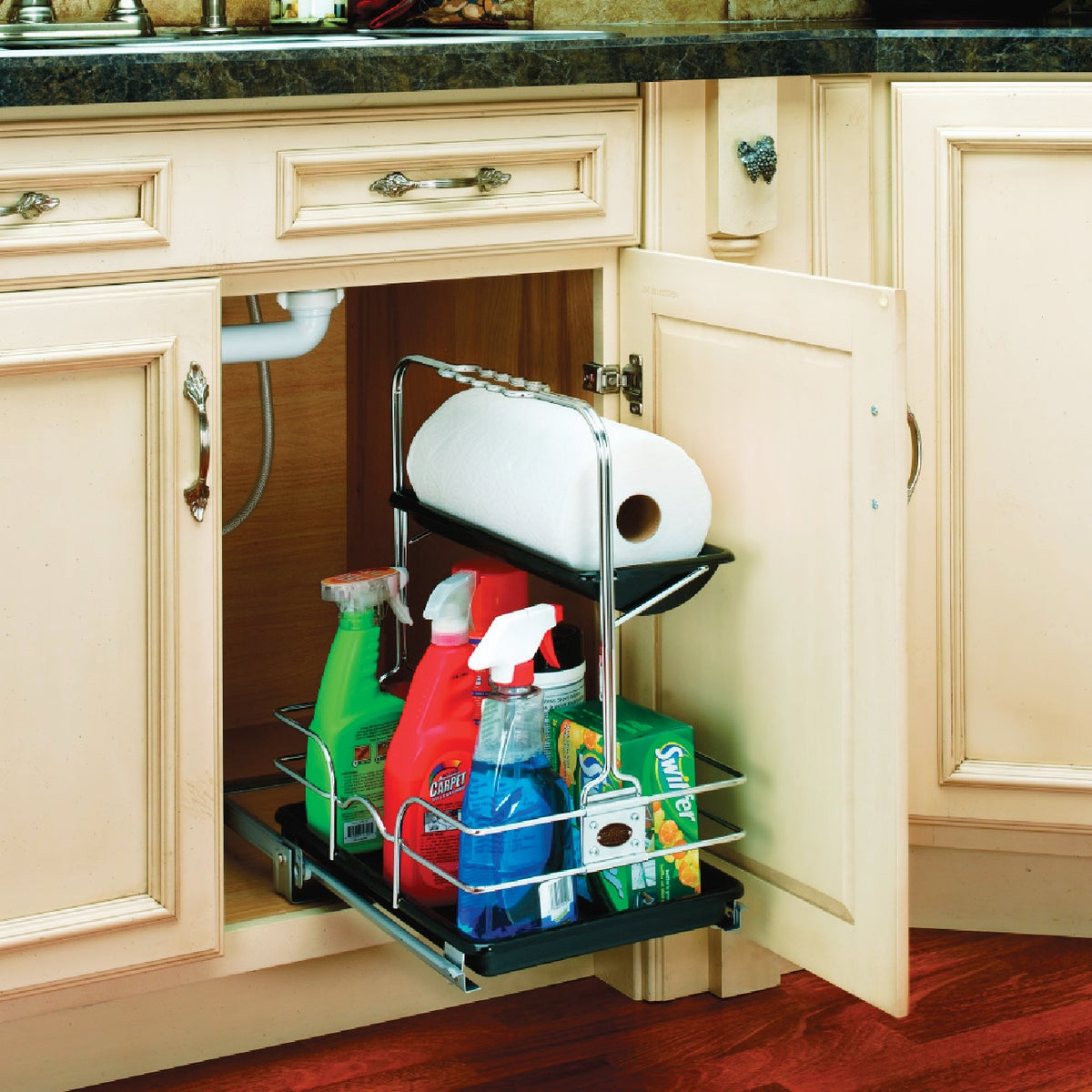 UNDERSINK CADDY - 544-10C-5 by Rev A Shelf
