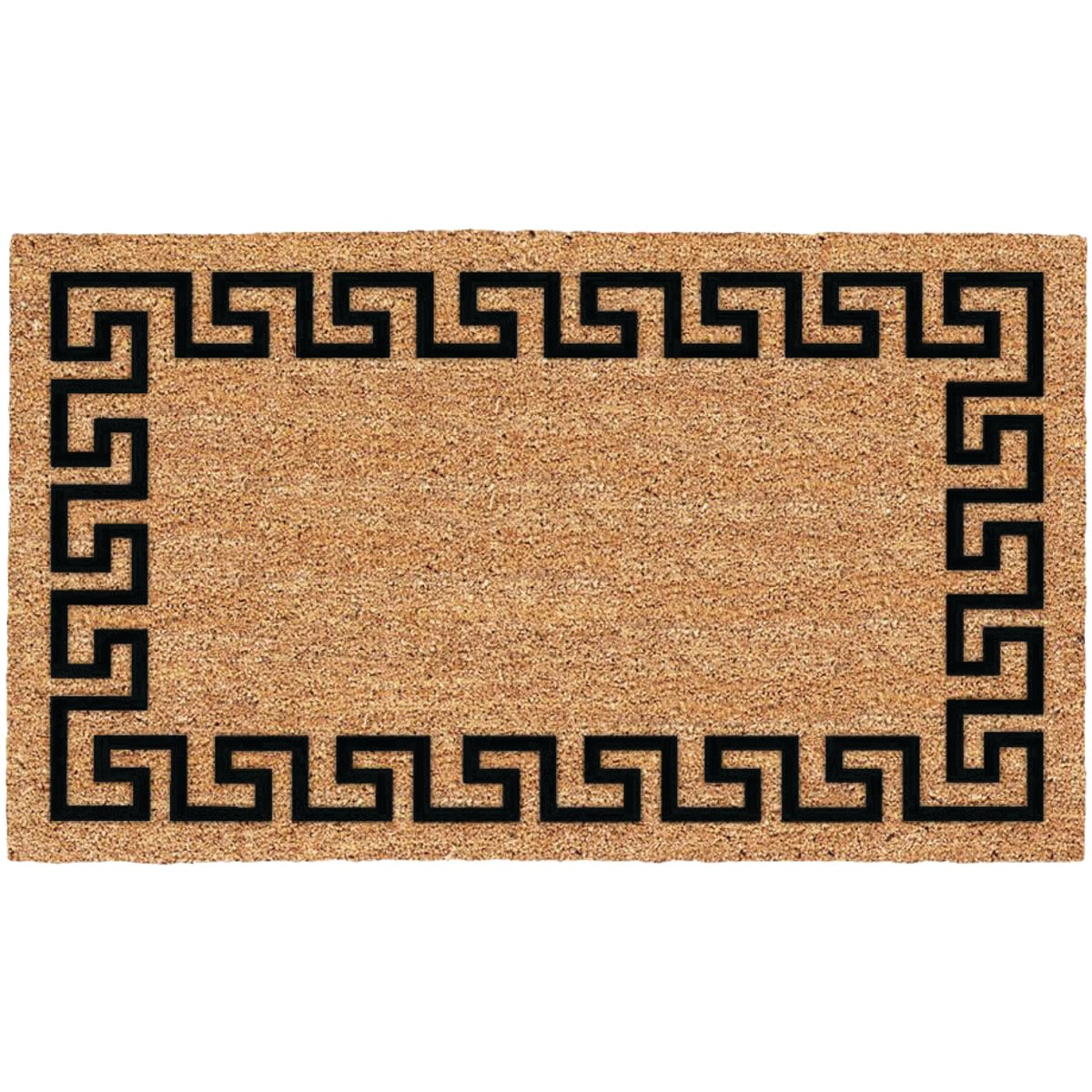 GREEK KEY DOORMAT - 31681 by Uscoa Llc