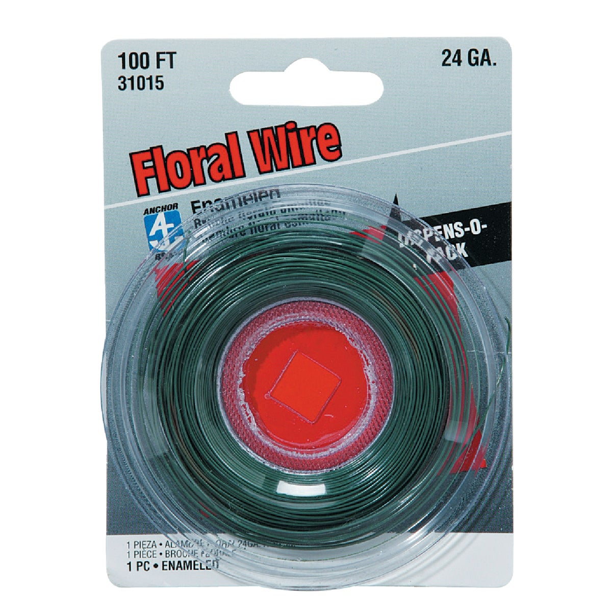 100' FLORAL WIRE