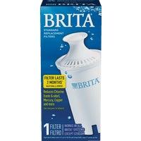 Brita Div of Clorox 1PK REPLACEMENT FILTER 35501