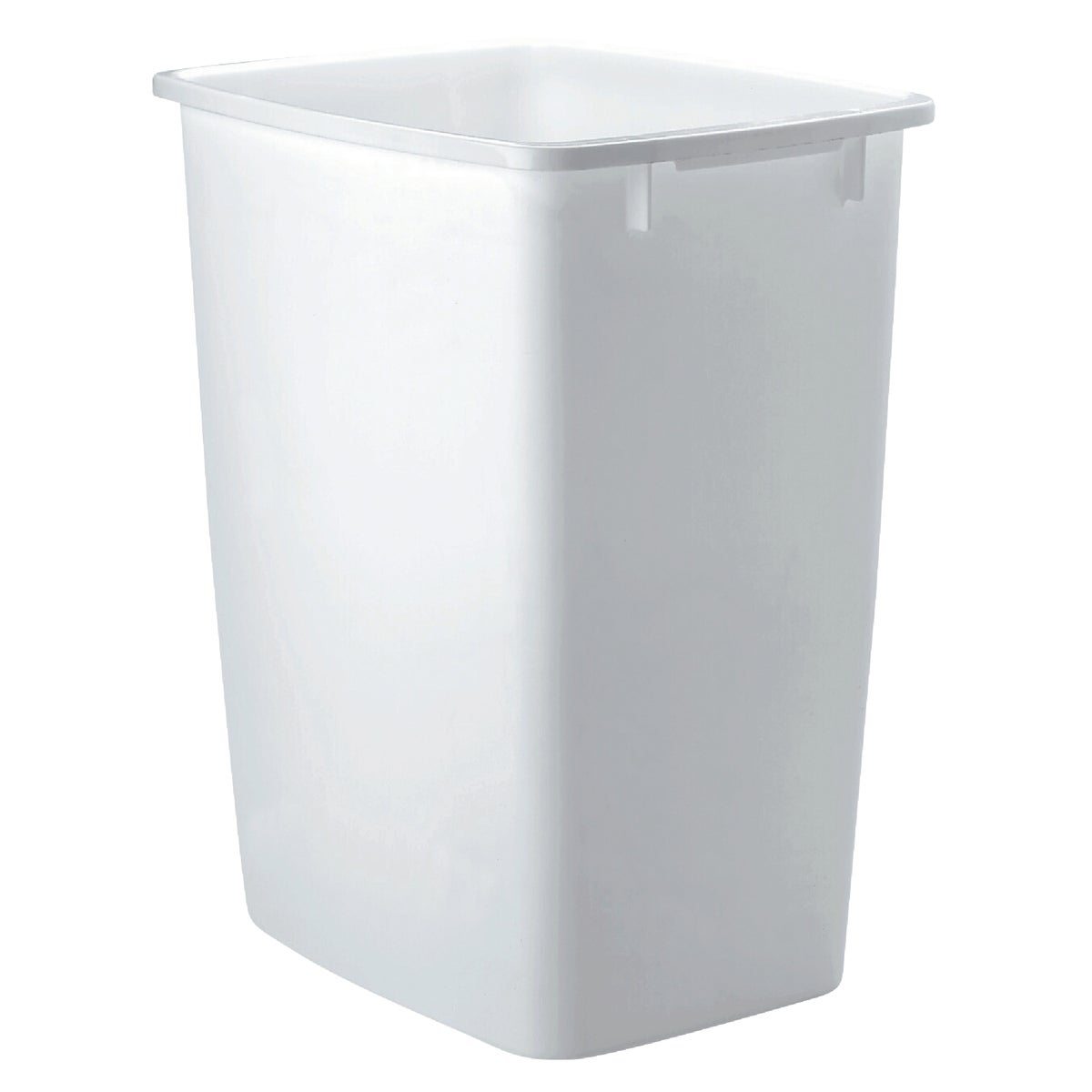 35QT WHITE WASTEBASKET - 2806TP-WHT by Rubbermaid Home