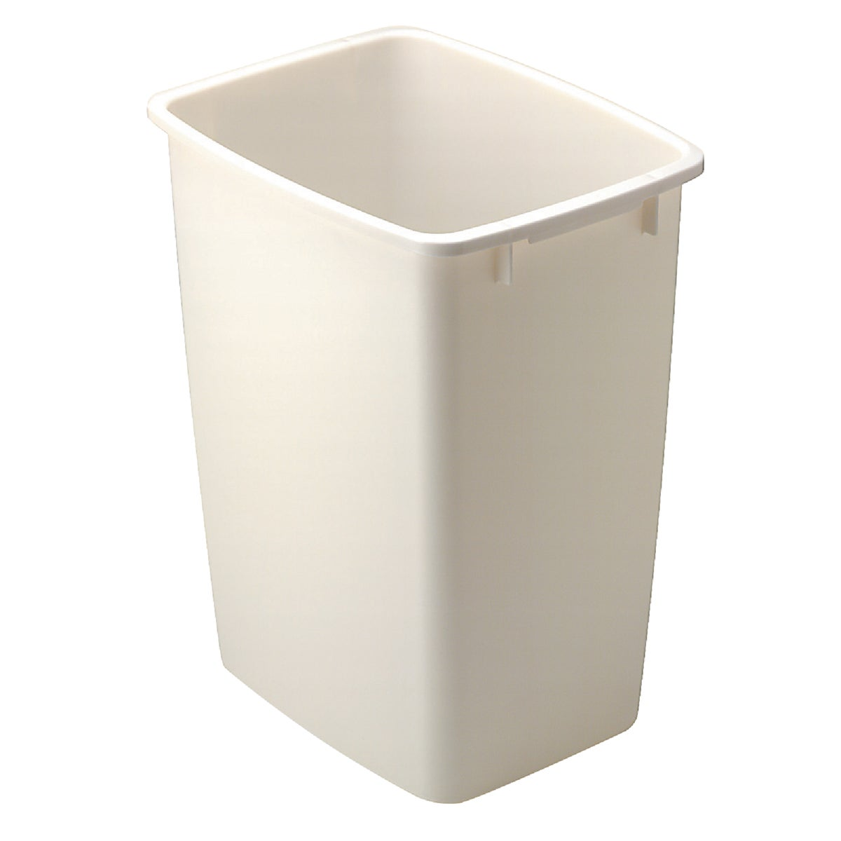 35QT BISQUE WASTEBASKET - 2806TP-BISQU by Rubbermaid Home