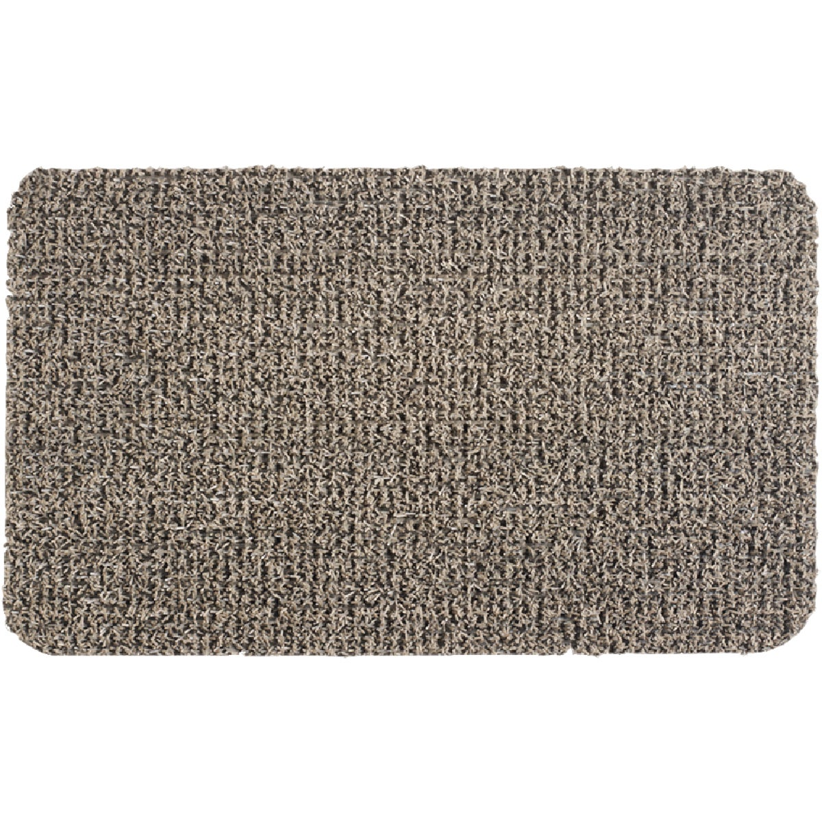 TAUPE DOORMAT - 10254597 by Grassworx