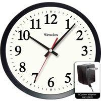 Geneva Clock Co ELECTRIC WALL CLOCK 3984GG