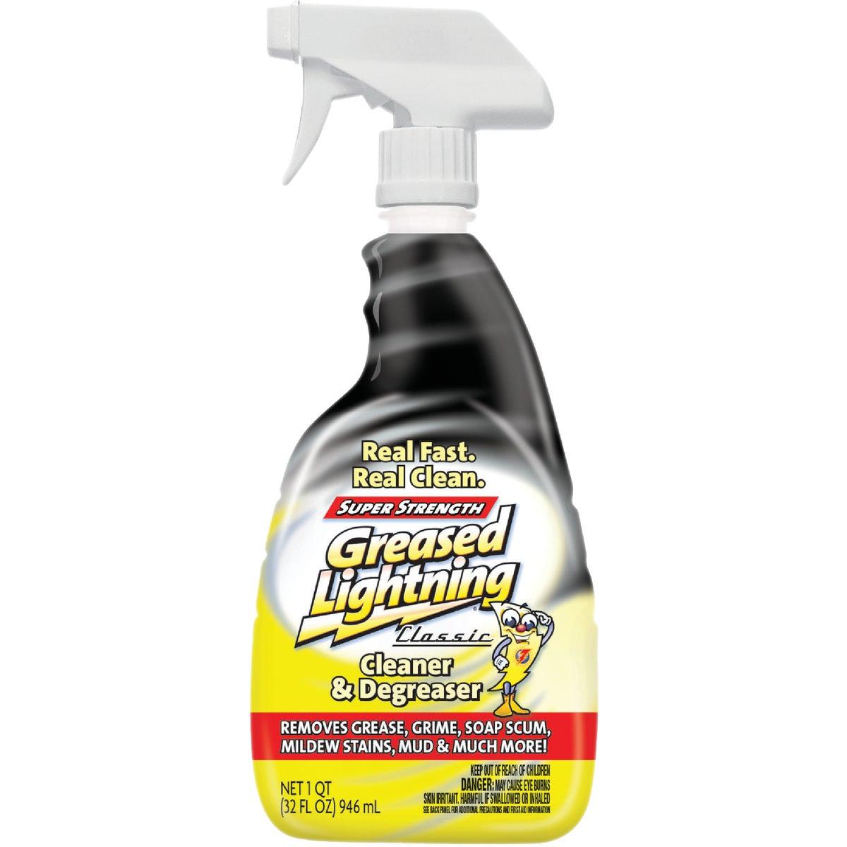 Greased Lightning 32 Oz. Classic Cleaner & Degreaser
