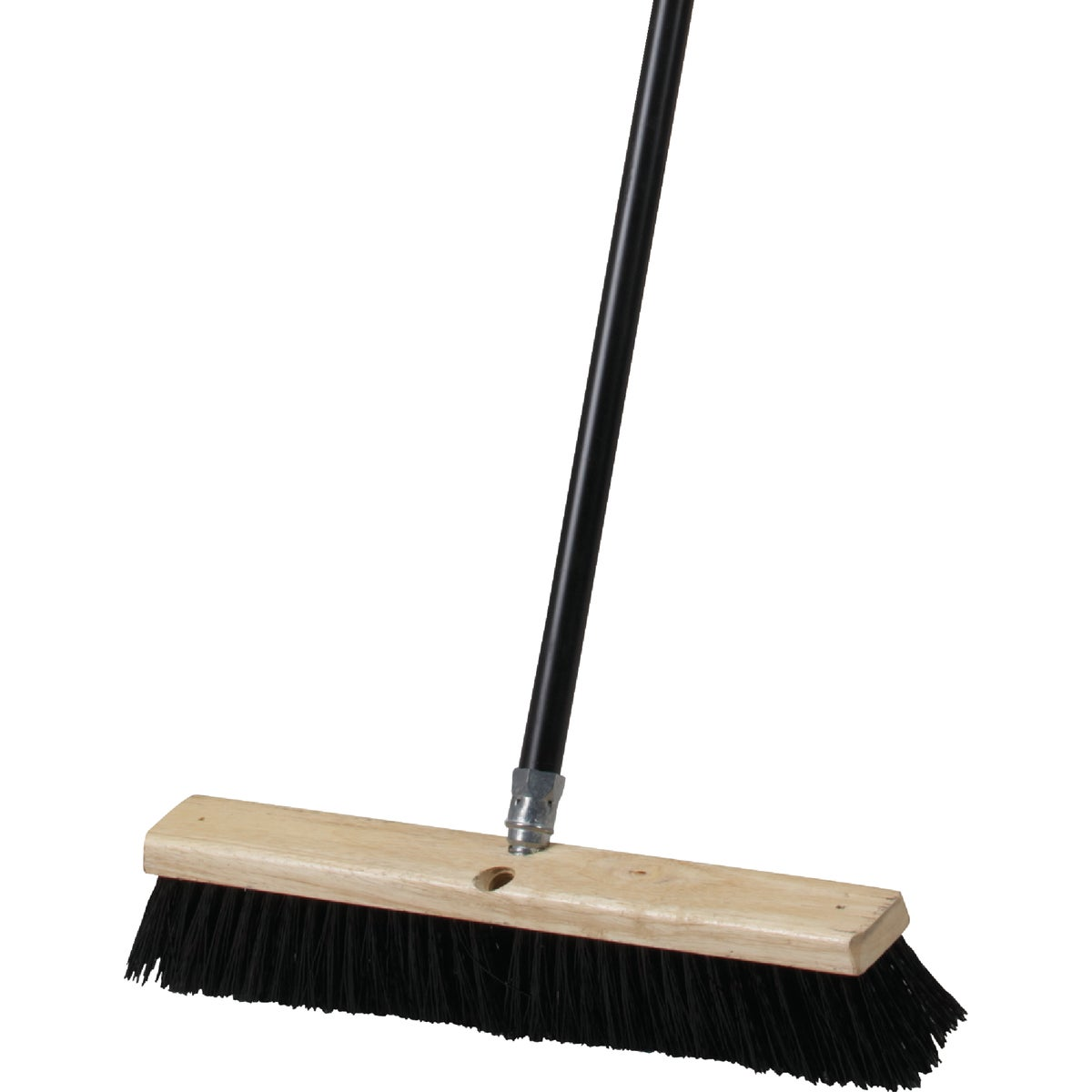 "18"" POLYPRO PUSH BROOM - DI89500 by D Q B Ind"